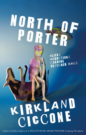 Kirkland's latest novel, published in November 2015