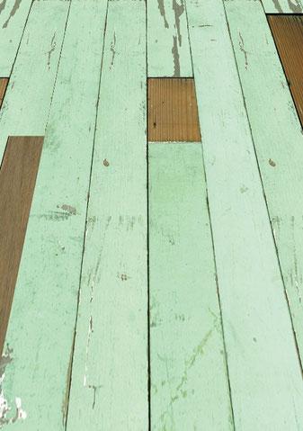 RECLAIMED PINE green   77-03-6402 リクレイムド・パイン・グリーン   size 約 乱尺×82×22/mm price ¥14,000/㎡