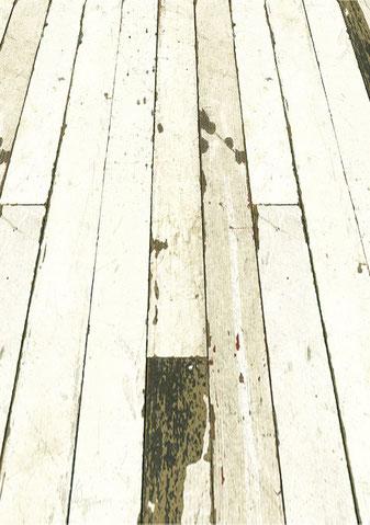 77-03-6401 リクレイムド・パイン・ホワイト   size 約 乱尺×83×16/mm price ¥14,000/㎡
