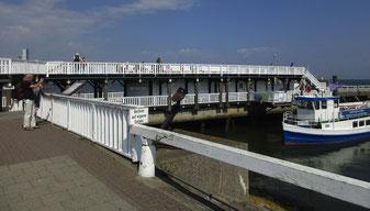 Alte Liebe in Cuxhaven, Bio-Urlaub