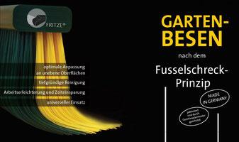 Bürsten Besen Krallenbesen Fritze cleaning brush, GardiRex
