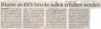 Rheinische Post 21.09.2017
