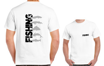 tee-shirt fishing en France