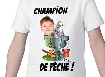 garçon champion