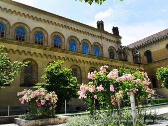 Kabinettsgarten, jardin de la résidence de Munich en Bavière