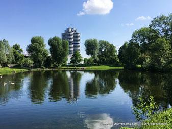 incontournables Munich - La tour de BMW