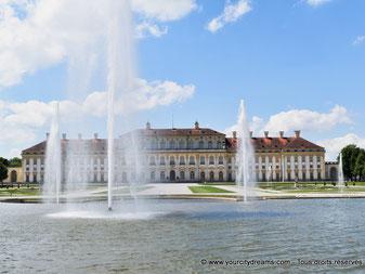 Le parc romantique du château de Schleissheim