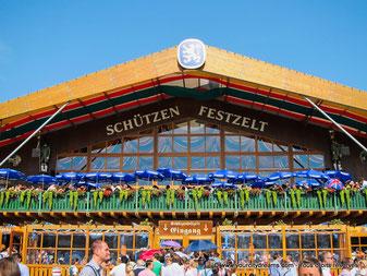À ne pas manquer: les tentes de la fête de la bière à Munich