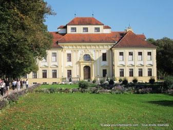 Le château Lustheim à Schleissheim près de Munich