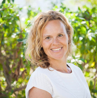 Sandra Schönmann, Gründerin samiya yoga Brig