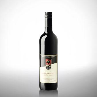 Rotwein Helfensteiner Spätlese trocken Weingut Mai