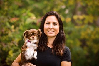 Sarah Würsch Tiermedizinische Praxisassistentin
