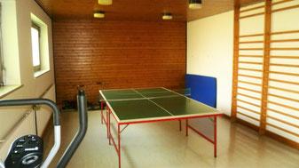 Bild: Fitnessraum Terrassenhaus Hannover / Mühlenberg