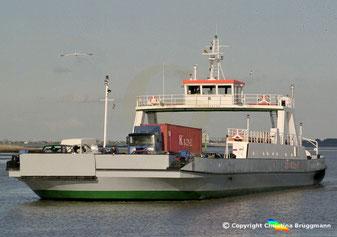 Fährschiff WISCHHAFEN