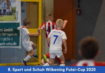 8. Sport und Schuh Wilkening Futsi-Cup 2020