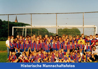 Historische Mannschaftsfotos