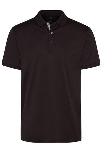 Diegel Polo Shirt Tasso 1/2, blau bei Deinem Herrenausstatter Männermode Schlangen