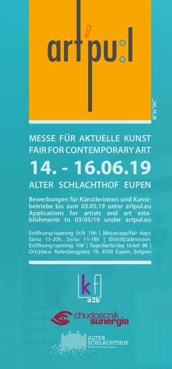 Flyer Art´pu:l Eupen