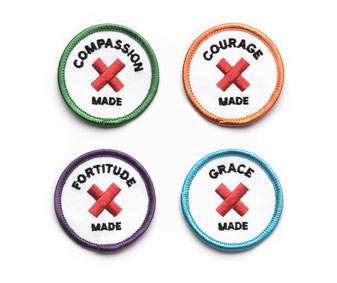 Best Made Company G.C.G.F. Badge Set