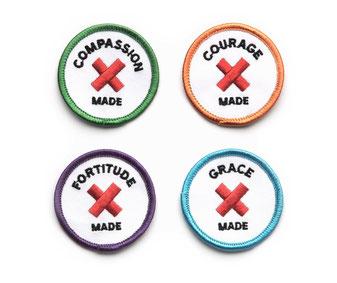 Best Made Company G.C.G.F. Badge Set