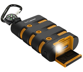 FosPower Poweractive Rugged USB Power Bank