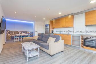 Vakantie appartement Javea Arenal