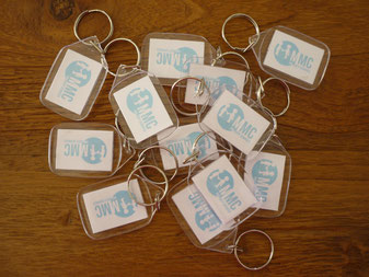 Key rings of  MMC Property Services