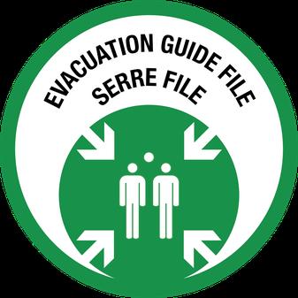 formation evacuation guide file et serre file dans l'Indre (châteauroux, issoudun, bourges, tours, orleans)