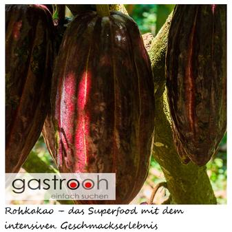 nachhaltigen fairen Kakao kaufen