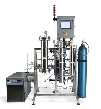 Superkritisch CO2 extractie systeem