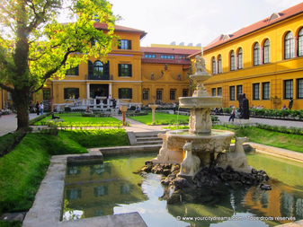 visiter le musée Lenbachhaus, art moderne et cavalier bleu à Munich