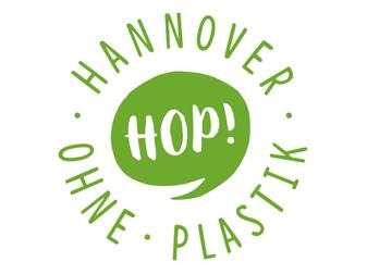 Hannover ohne Plastik - Wortmarke von fundwort