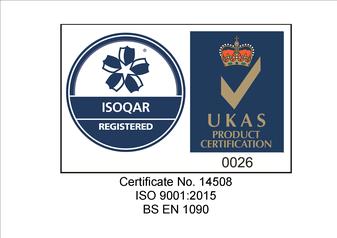 ISO 9001:2015 Qualification