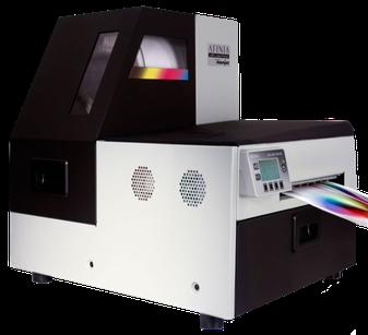 Farbdrucker Afinia L-801