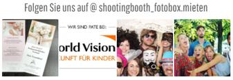 Instagramprofil von www.shootingbooth.de