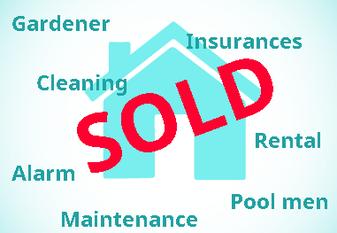 Servicios después de comprar su casa en Javea