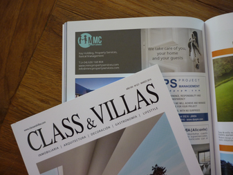Advertentie MMC Property Services in Class&Villas Javea