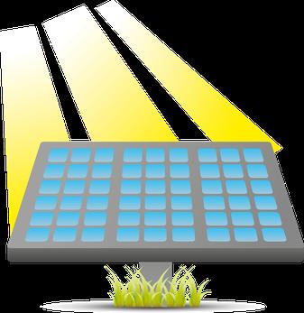 Symbolbild Photovoltaik © Pixabay