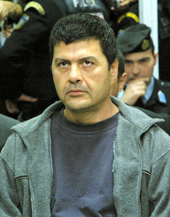 Den flygtede venstrefløjsaktivist Christodoulos Xiros