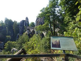 Malerweg Sächsische Schweiz