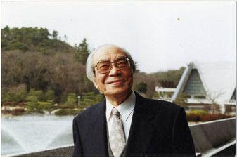 白川静名誉教授