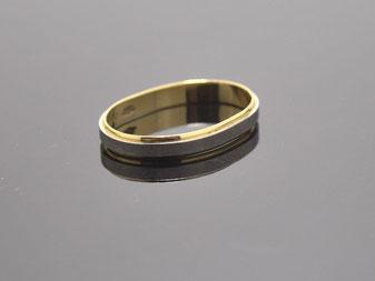 コンビのリング(指輪)変形直し