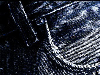 Die Jeans - am Anfang nur eine Idee.