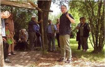 Kundige Führung in Bad Buchau