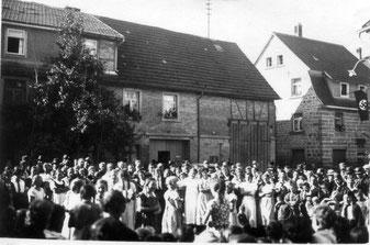 1.Mai 1935 in Derdingen