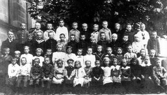 Derdingen, Schulfoto von 1920