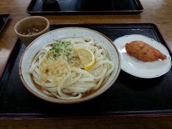 山下うどん 美味し(^^♪