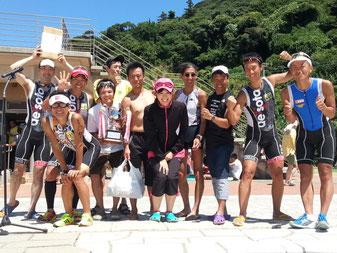 昨年の姫島トライ(^^♪