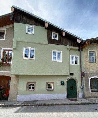 Jagdschloss Langbathsee, Oberösterreich