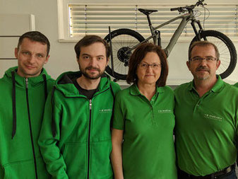 Das Team aus Freiburg Süd berät Sie auch telefonisch, per e-Mail oder Video Chat